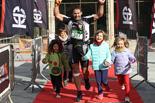 I Trail Terra de Comtes i Abats (sortida) Jordi Tubau, quart de la Trail Terra de Comtes (32 km). Foto: Arnau Urgell