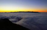 Paisatge i meteorologia de desembre al Ripollès Mar de núvols des del puig de l'Àliga de Sant Martí d'Ogassa (11 de desembre). Foto: Antonina Coromina