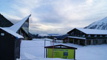 Paisatge i meteorologia de desembre al Ripollès La nevada de Nadal deixa uns 4 cm a Vallter 2000 (25 de desembre). Foto: Robert Blasco