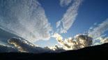 Paisatge i meteorologia de desembre al Ripollès Capvespre des de la solana del Fuster, a Setcases (28 de desembre). Foto: Robert Blasco