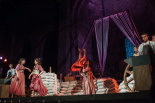 El 2013, en 115 fotografies Acte inaugural de Ripoll 2013 (27 de gener). Foto: Rastres (Gerard Garcia i Raül Duque)