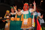 El 2013, en 115 fotografies Els bavaresos triomfen al Carnestoltes de Sant Joan (9 de febrer). Foto: Marc Cargol