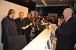 El 2013, en 115 fotografies Inauguració del centre d'interpretació del Monestir de Ripoll (8 de març). Foto: Terra de Comtes