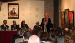 El 2013, en 115 fotografies Homenatge a Josep Picola amb Núria Feliu (16 de març). Foto: La Veu de Sant Joan