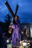 El 2013, en 115 fotografies Processó dels Sants Misteris de Campdevànol (29 de març). Foto: Rastres (Gerard Garcia i Raül Duque)