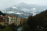 El 2013, en 115 fotografies La neu es va acostar a Ribes de Freser a finals d'abril (29 d'abril). Foto: Núria Vilatimó