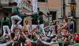 El 2013, en 115 fotografies Castellers i trobada gegantera en motiu de Ripoll 2013 (27 de maig). Foto: Arnau Urgell