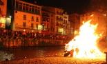El 2013, en 115 fotografies Gran foguera de Sant Joan a Camprodon (23 de juny). Foto: Sílvia Vilanova/Valldecamprodontv.com