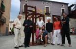 El 2013, en 115 fotografies Foto de família dels autors de l'exposició col·lectiva \