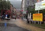 El 2013, en 115 fotografies Dues setmanes consecutives de tempestes al Ripollès (17 de juliol). Foto: Arnau Urgell