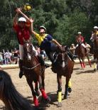 El 2013, en 115 fotografies Vilallonga acull el Campionat d'Espanya de Horseball (29 de juliol). Foto: ElRipollès.info