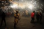 El 2013, en 115 fotografies Bateig de foc de les Diabladesses de Sant Joan (6 de setembre). Foto: Marc Cargol