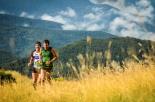 El 2013, en 115 fotografies Marc Carós i Roger Viñas, primer i segon de la Trans-cat, una cursa de muntanya de quatre etapes (8 de setembre). Foto: Oriol Batista