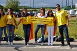 El 2013, en 115 fotografies Els ripollesos es van abocar a la Via Catalana independentista (11 de setembre). Foto: Marc Cargol