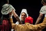 El 2013, en 115 fotografies Mostra de danses del Ripollès en motiu del pubillatge de Catalunya (5 d'octubre). Foto: Rastres (Gerard Garcia i Raül Duque)