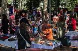 El 2013, en 115 fotografies Mermà, mercat de segona mà a Ripoll (13 d'octubre). Foto: Xavier Sanfeliu