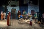 El 2013, en 115 fotografies Els pastorets de Ripoll també són sobiranistes (24 de desembre). Foto: Rastres (Gerard Garcia i Raül Duque)