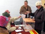 El 13-D en imatges La consulta a Ribes. Foto: Laia Deler