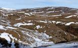 Paisatge i meteorologia de gener al Ripollès El pla d'Anyella (1.800 metres), ben pelat de neu (10 de gener). Foto: Jordi Queralt/Meteopuigcerdà