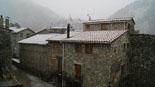 Paisatge i meteorologia de gener al Ripollès Aiguaneu a Setcases (18 de gener). Foto: Robert Blasco