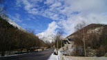 Paisatge i meteorologia de gener al Ripollès Entorn de Setcases mirant cap a la zona del Gra de Fajol i Coma de l'Orri (19 de gener). Foto: Robert Blasco