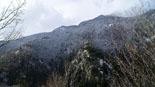 Paisatge i meteorologia de gener al Ripollès Neu a l'entorn de Setcases (19 de gener). Foto: Robert Blasco