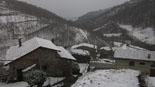 Paisatge i meteorologia de gener al Ripollès Enfarinada a Espinavell (22 de gener). Foto: Refugi els Estudis