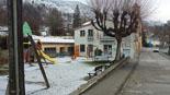Paisatge i meteorologia de gener al Ripollès Enfarinada a Vallfogona (30 de gener). Foto: Ajuntament de Vallfogona