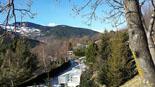Paisatge i meteorologia de febrer al Ripollès Enfarinada a Can Fossas de Planoles (2 de febrer). Foto: C. Castelló