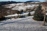 Paisatge i meteorologia de febrer al Ripollès Enfarinada a Molló (2 de febrer). Foto: Marcel Urgell