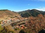 Paisatge i meteorologia de febrer al Ripollès Ambient primaveral a Ripoll (13 de febrer). Foto: Antonina Coromina