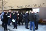 Inauguració del nou consultori de Sant Joan de les Abadesses