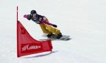 Prova final Copa del Món d'Snowboard als Alabaus Foto: FGC