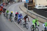 Volta Catalunya 2014: pas per Sant Joan de les Abadesses Foto: Xevi Camps
