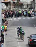 Volta Catalunya 2014: pas per Ripoll Foto: Rodrigo Trinidad