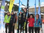Pocatraça de Núria: Campionat d'Espanya d'Esquí de Muntanya per equips