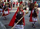 Desfilada dels armats de Campdevànol, 2014