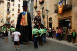 Sant Eudald: gegants i presentació diables infantils