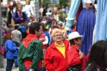 Cercaviles del vintè aniversari dels Gegants de Campdevànol