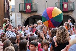 Festa Major de Sant Joan de les Abadesses: animació infantil