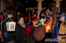 El resum del 2014 al Ripollès, en imatges Cavalcada de Reis de Campdevànol. Foto: Rastres Fotografia