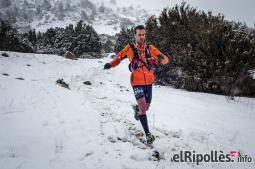 El resum del 2014 al Ripollès, en imatges Hivernal de Campdevànol passada per neu. Foto: Rastres Fotografia