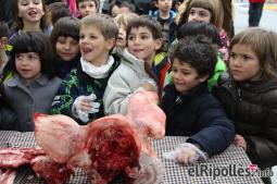 El resum del 2014 al Ripollès, en imatges El Dijous Llarder a Ripoll. Foto: Arnau Urgell