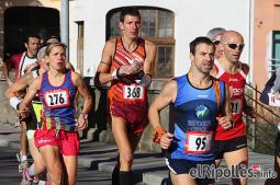 El resum del 2014 al Ripollès, en imatges Mitja Marató del Ripollès. Foto: Arnau Urgell