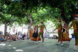 Valldansa 2015 a Ribes de Freser
