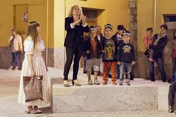 Visita dramatitzada: «Els desitjos del Comte Arnau»