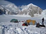 Els 7 cims d'Albert Bosch Camp base del McKinley (Denali)