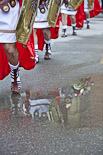 Desfilada dels armats a Campdevànol, 2013