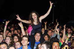 Les cares del Clownia Festival