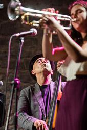 Andrea Motis i Joan Chamorro al Festival de Música de Ripoll